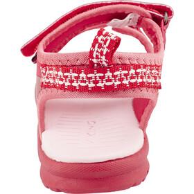 Viking Footwear Skumvaer II Sandaalit Lapset, dark pink/coral